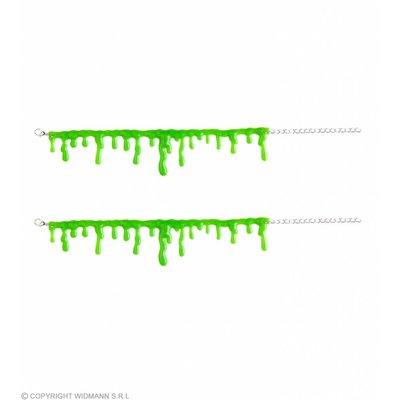 Armband Groene Slijm