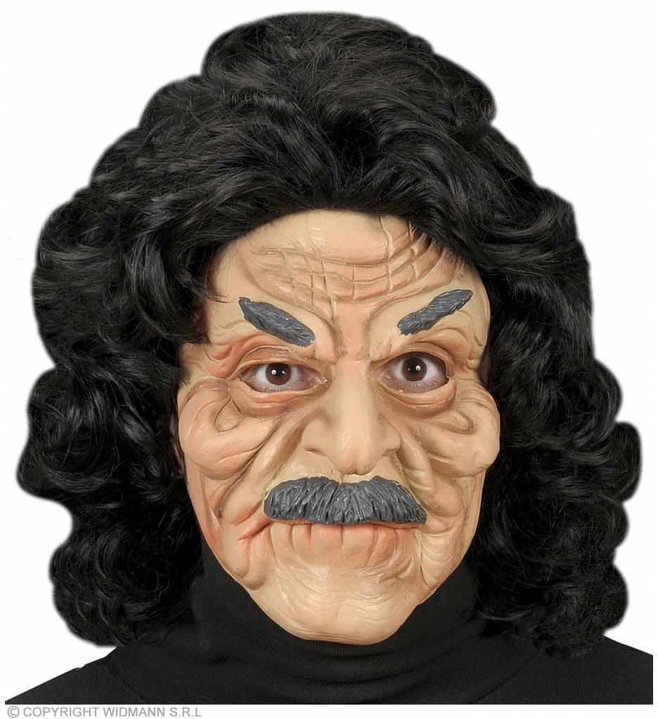 Halfgezichtmasker Oude Man