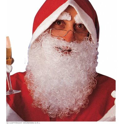 Kerstmanbaard Met Snor