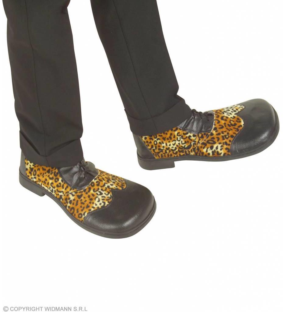 Party Schoenen Luipaard