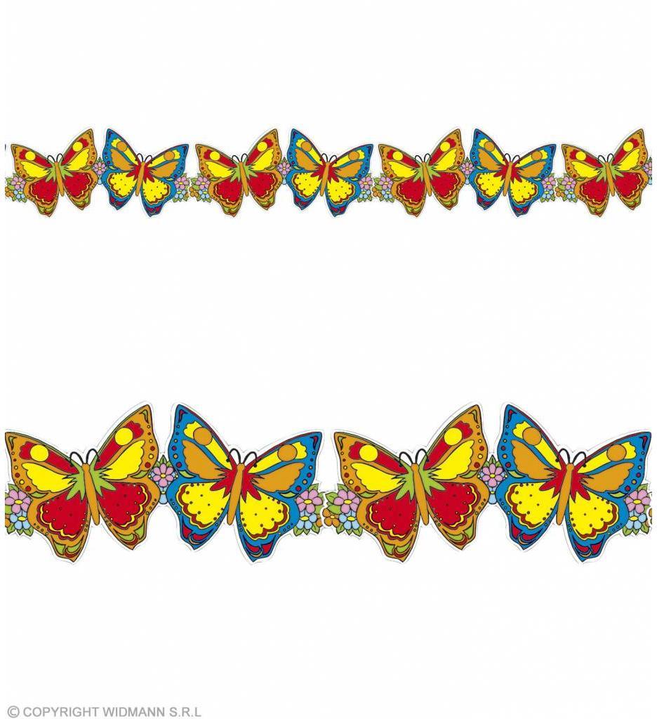 Slinger 3 Meter Vlinder