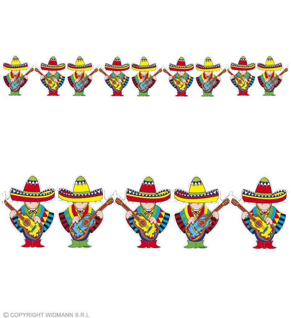 Slinger 3 Meter Mexicaans
