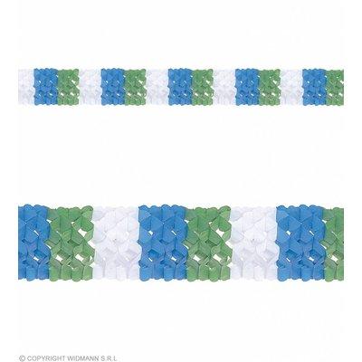 Papieren Slinger 3 Kleuren 4Mtr