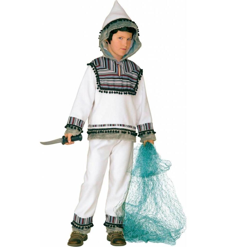 Eskimo Satijn Jongen/Meisje