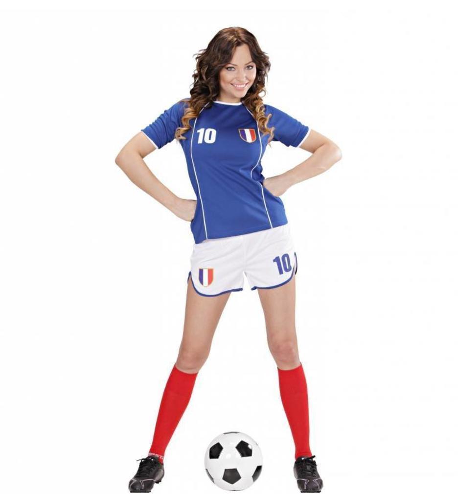Voetbal Meisje Frankrijk