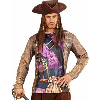 T-Shirt Lange Mouwen Piraat