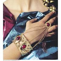 Armband Met Ketting En Ring