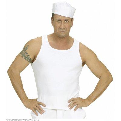 Zeemanshirt Wit