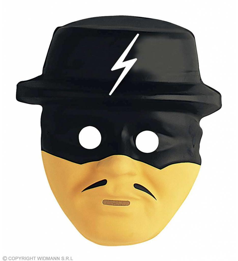 Plastic Masker Bandiet