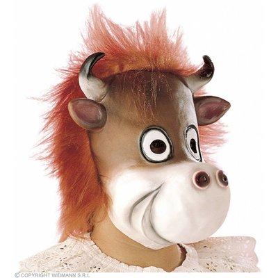 Masker Stier Met Plush Haar