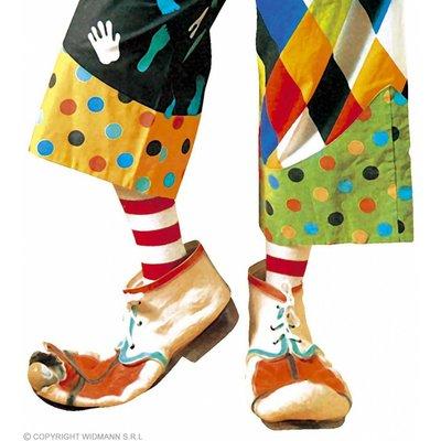 Clownschoenen Kind Latex