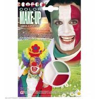 3 Kleuren Make-Up Gr/Rd/Wt