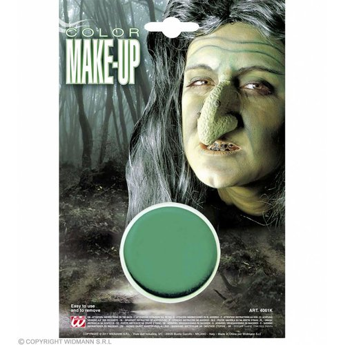Aqua Make-Up Groen