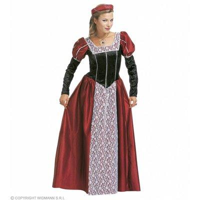 Kostuum Kasteelvrouw