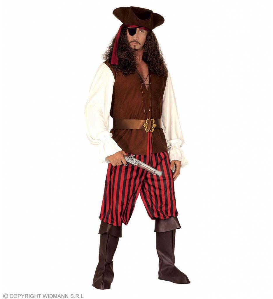 Kostuum Piratenman