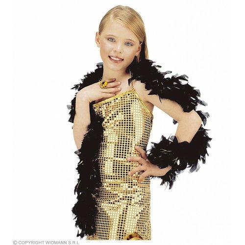 Boa Glamour Girl Zwart Met Goud