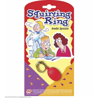Spuitende Ring
