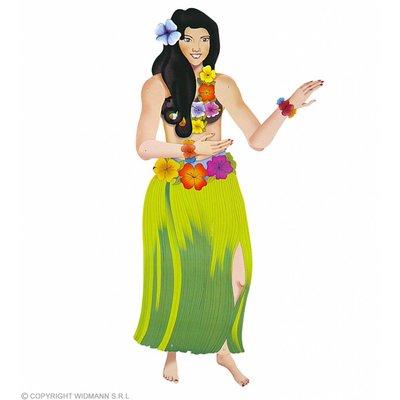 Decoratie Hawaiiaans Meisje 135Cm