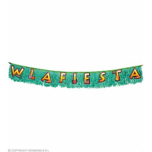 """Feestslinger """"W La Fiesta"""" 1.50 Mtr"""