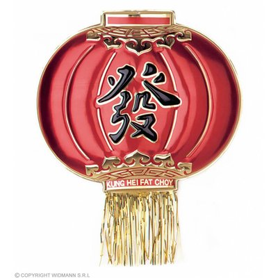 Pvc Decoratie 3D Chinese Lantaarn