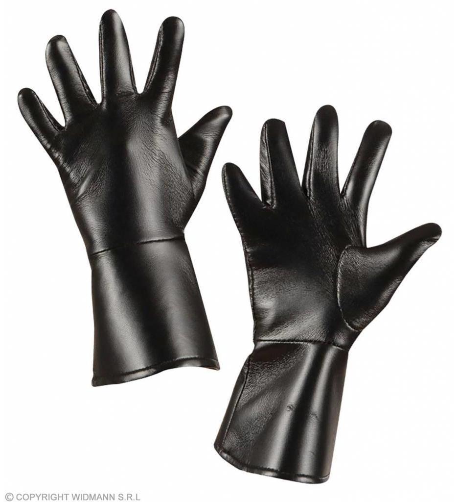 Handschoenen Lederlook Kind