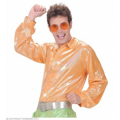 Holografisch Shirt Oranje