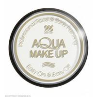 Aqua Make-Up 15Gr Wit