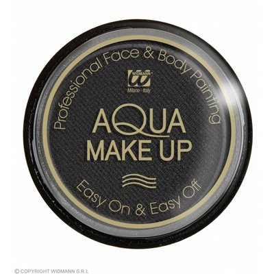 Aqua Make-Up 15Gr Zwart