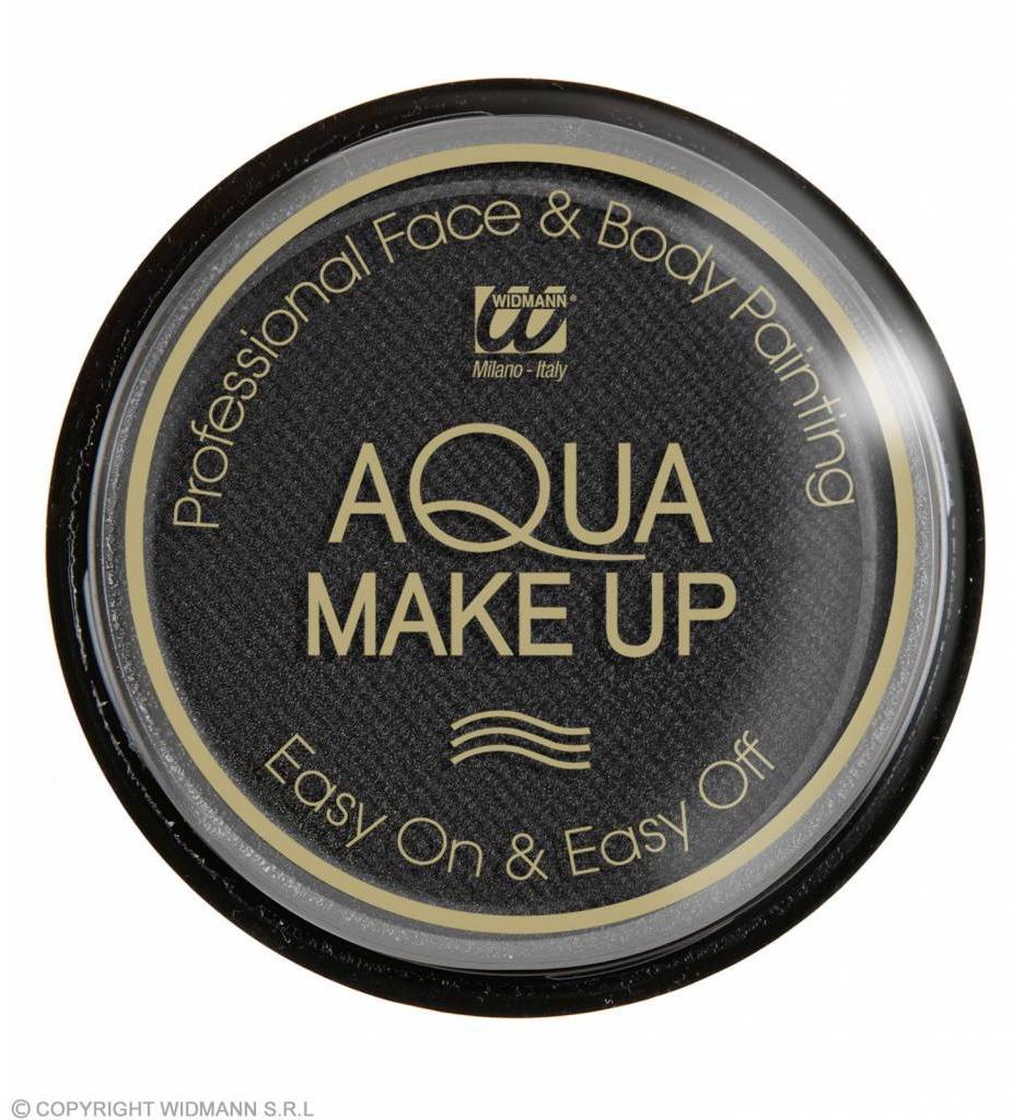 Aqua Make-Up 15Gr Zwart