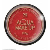 Aqua Make-Up 15Gr Rood