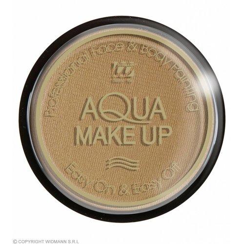 Aqua Make-Up 15Gr Donker Beige
