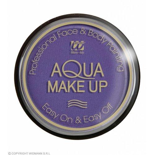 Aqua Make-Up 15Gr Paars