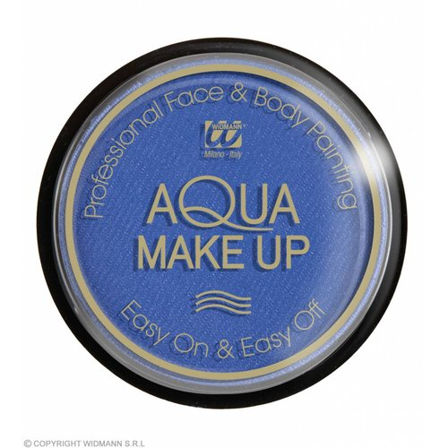 Aqua Make-Up 15Gr Blauw