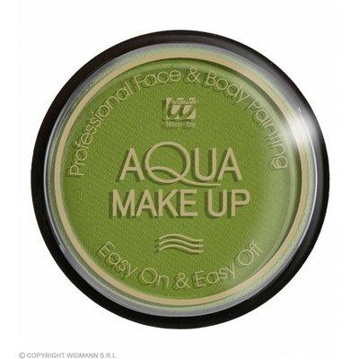 Aqua Make-Up 15Gr Groen