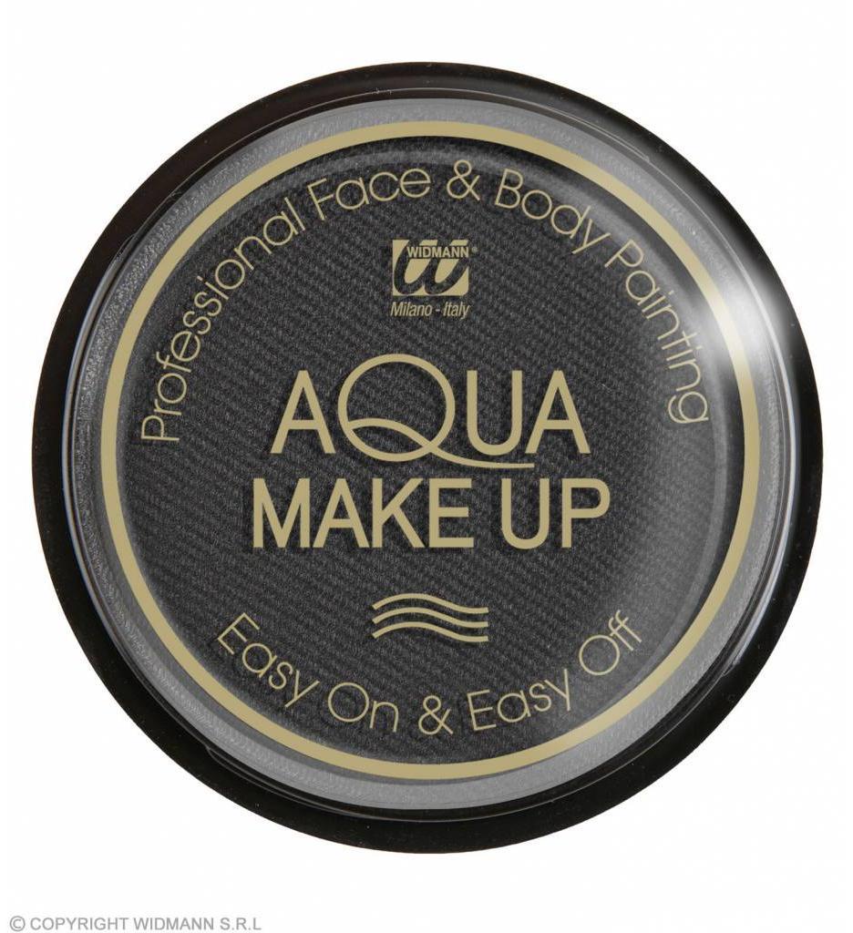Aqua Make-Up 30Gr Zwart