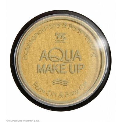 Aqua Make-Up Metalic 15Gr Goud