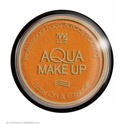 Aqua Make-Up Metalic 15Gr Oranje