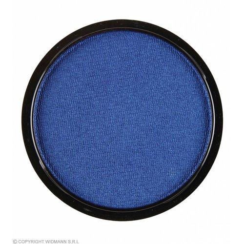 Aqua Make-Up Metalic 15Gr Blauw