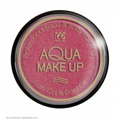 Aqua Make-Up Metalic 15Gr Roze
