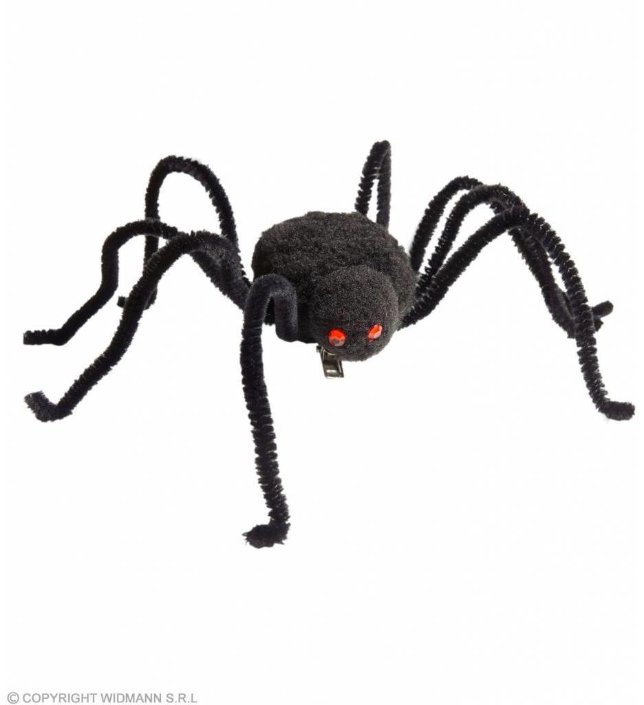 Haarclip Spinnen