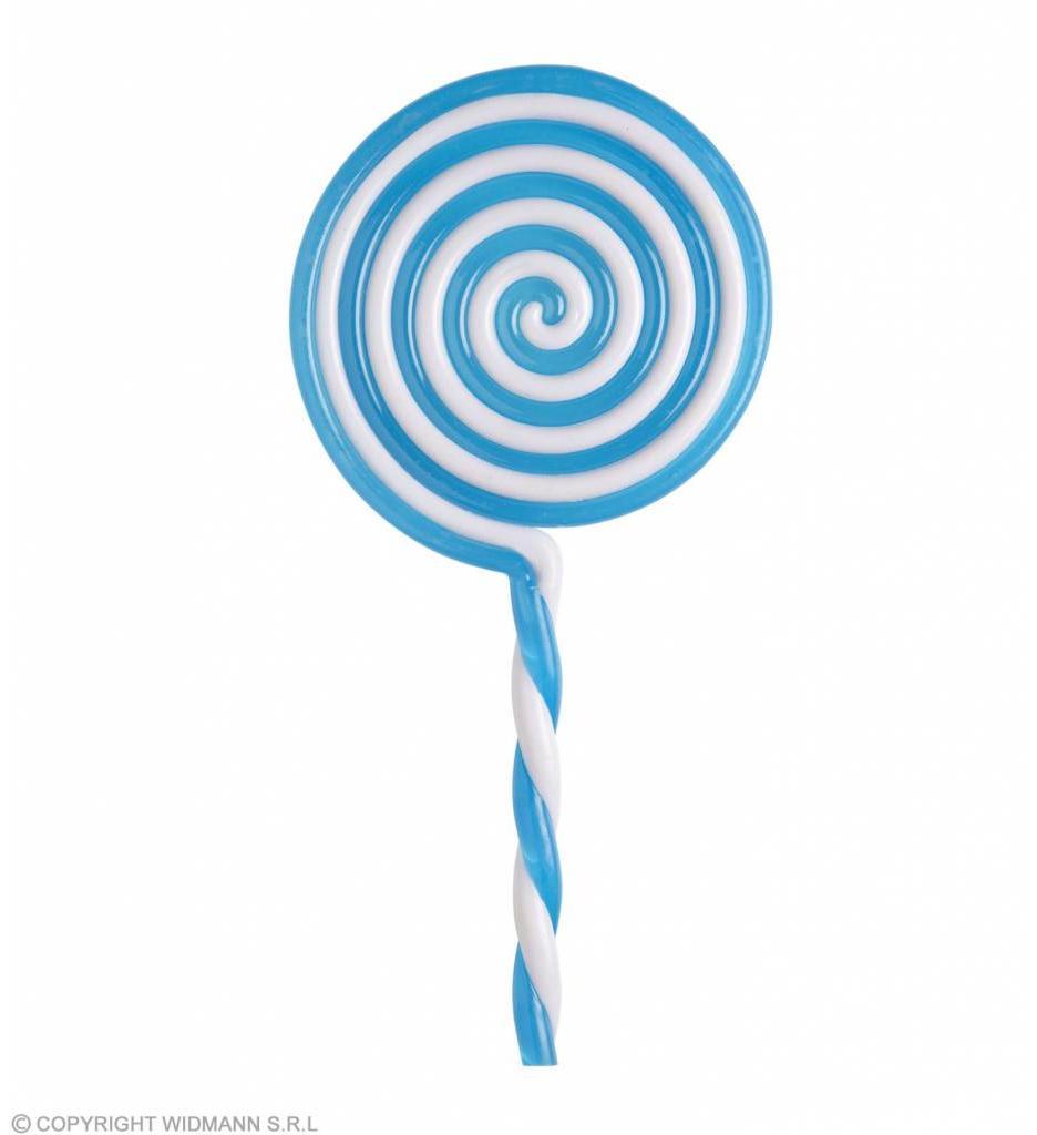 Lollipop Blauw