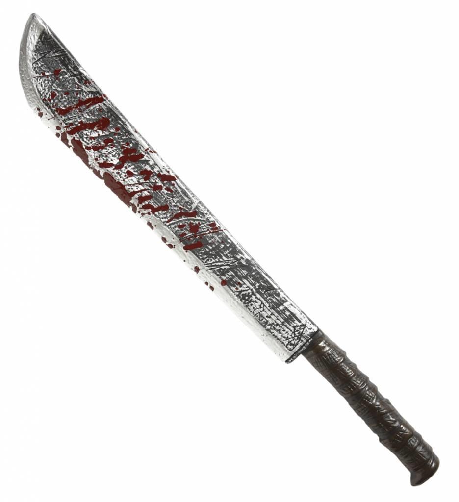 Machette 75Cm Met Bloed
