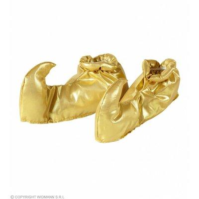 Gouden Arabische Schoenen