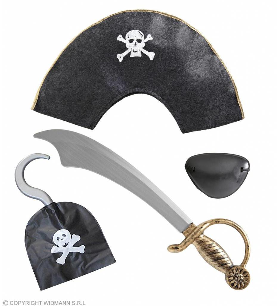 Luxe Piratenset