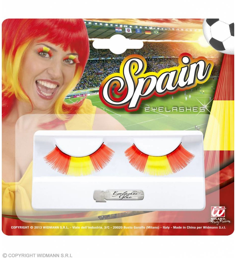 Oogwimpers Spanje