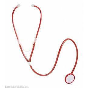 Rode Stethoscoop