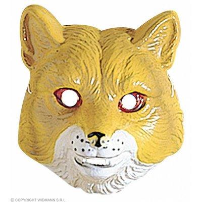 Plastic Kindermasker Vos