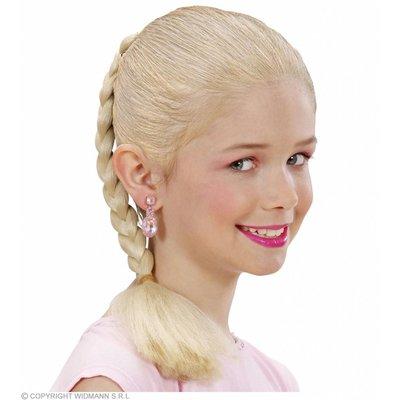 Haar Extensie Kind Blond