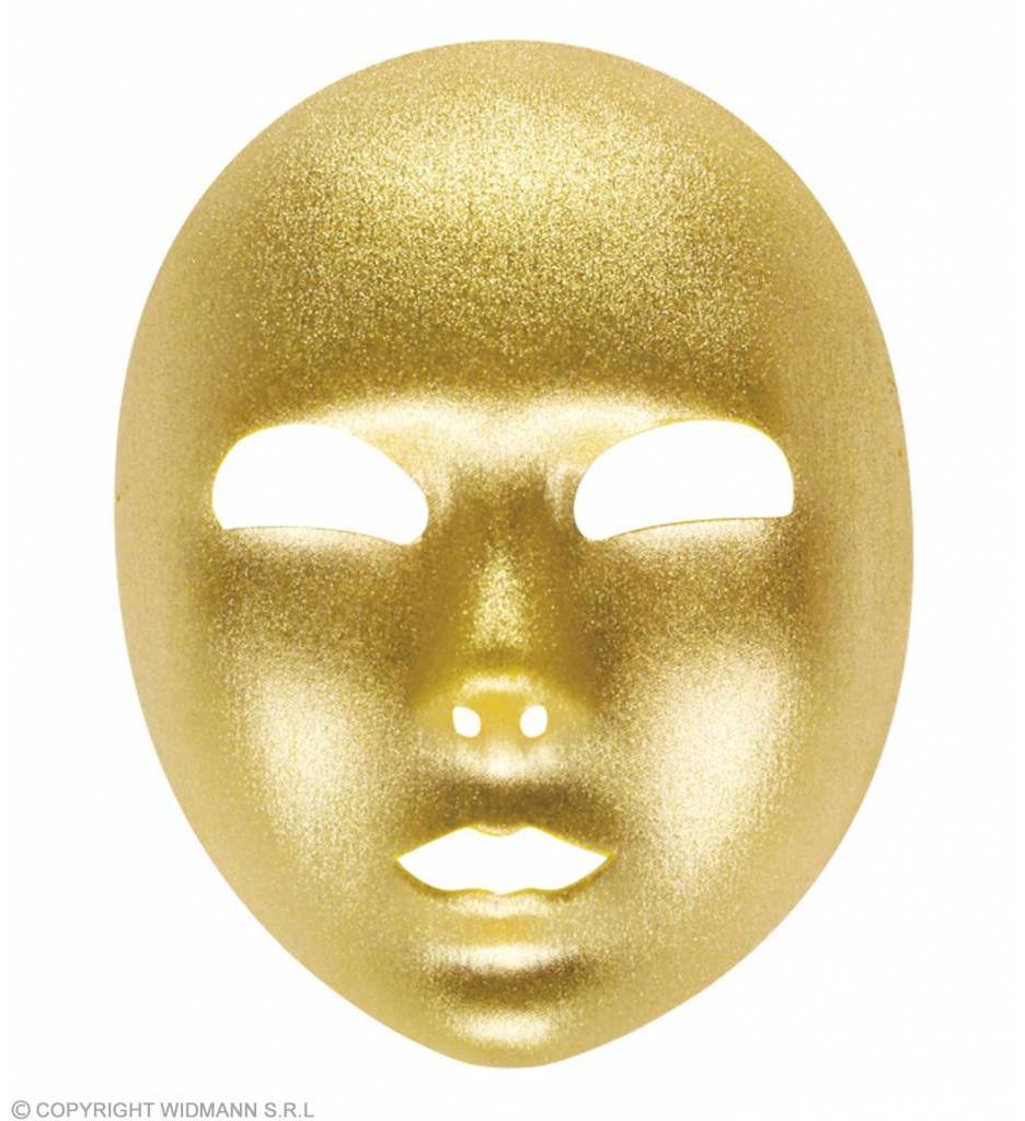 Masker Goud