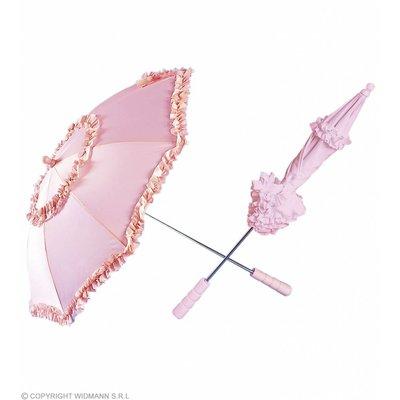 Paraplu Roze 72Cm
